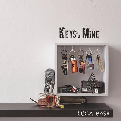 Album cover Luca Bash
