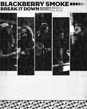 Blackberry Smoke confirms spring acoustic tour