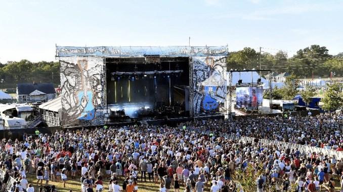 Pilgrimage Festival 2020.The Killers And Keith Urban Headline Day 1 Pilgrimage Music