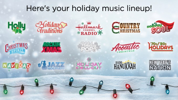 Sirius Xm Christmas. Nostalgic Music 2020 SiriusXM Launches Holiday Music Channels – Nashville Music Guide