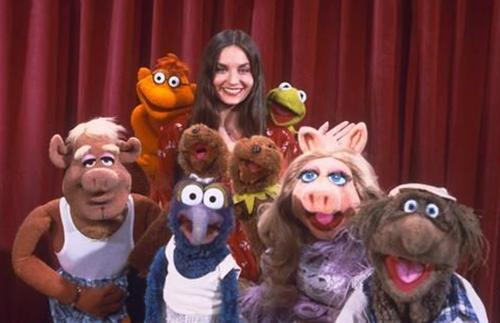 muppets and crystal gayle