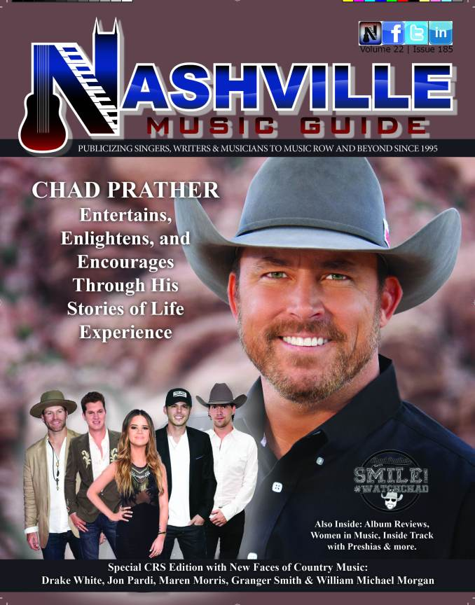 Nashville Music Guide Special CRS Edition 2017