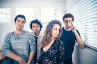 Audrey Reed, Elias Vasquez, Nick De La O, and Victor San Pedro