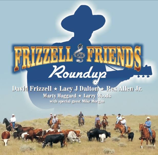 frizzell & friend roundup cover