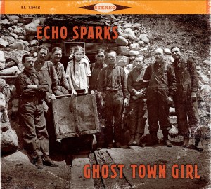 Echo Sparks courtesy of Independent Music Promotions