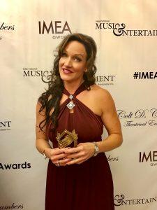 Cat Beach, Best Blues Artist IMEA Awards