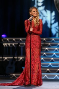 """Kelsea Ballerini performs on """"CMA Country Christmas,"""" taped at the Grand Ole Opry House in Nashville and airing Thursday, Dec. 3 at 8/7c on the ABC Television Network."""