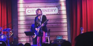 Casey James City Winery
