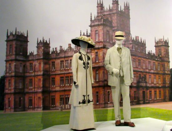 Dressing Downton Cheekwood