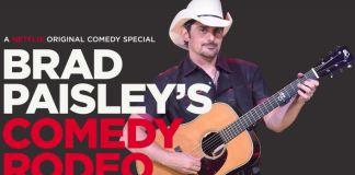 Brad Paisley Netflix