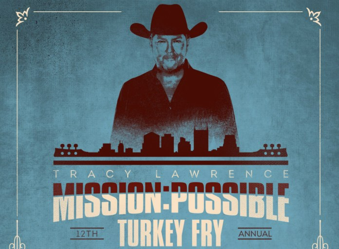 Tracy Lawrence Turkey Fry concert