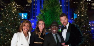 Celebrity Holiday Photos 2017