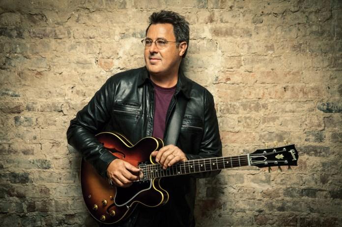 Vince Gill 3rd Lindsley guitar