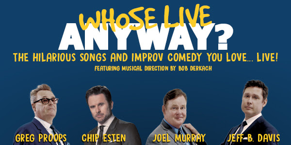 Whose Live Anyway TPAC