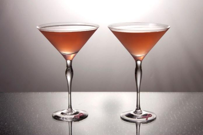 Cran-Spiced Martini recipe