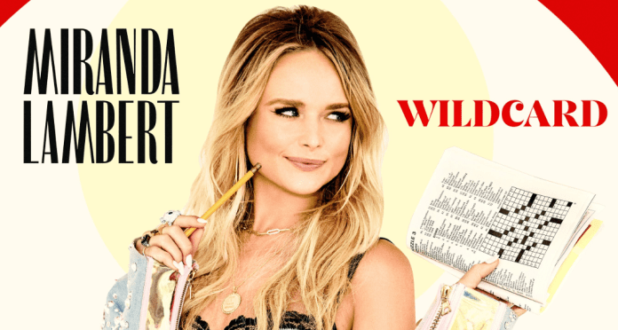 Miranda Lambert Wildcard
