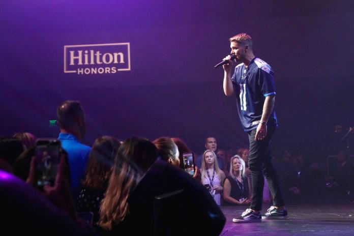 Brett Young Hilton Honors