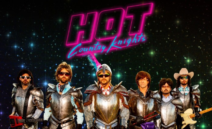 Hot Country Knights K Silent
