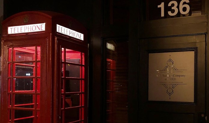 coronavirus red phone booth nashville air purification