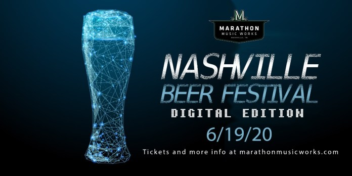 Nashville Beer Festival Digital Edition