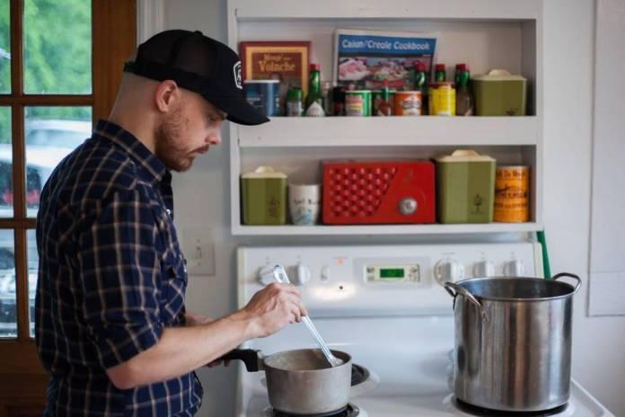 Will Payne Harrison gumbo recipe