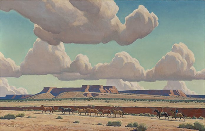 Frist Art Museum Creating American West Art