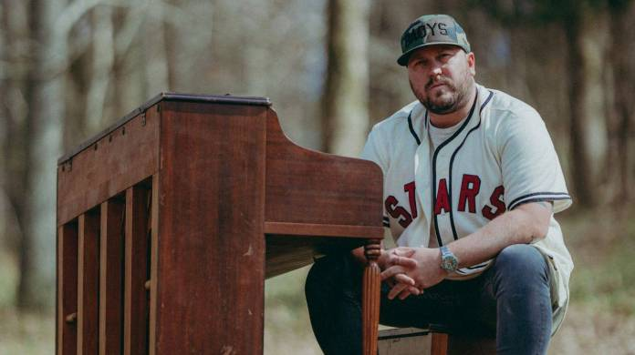 Mitchell Tenpenny Music City Baseball