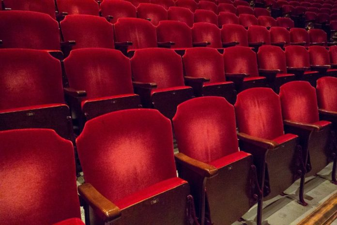 Oz Arts Nashville socially distanced events