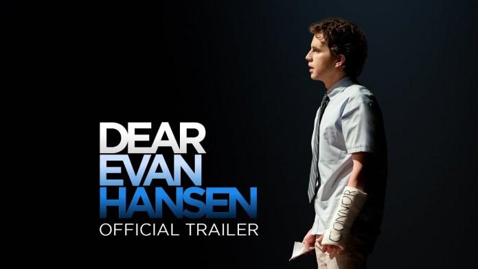 Trailer Dear Evan Hansen Movie