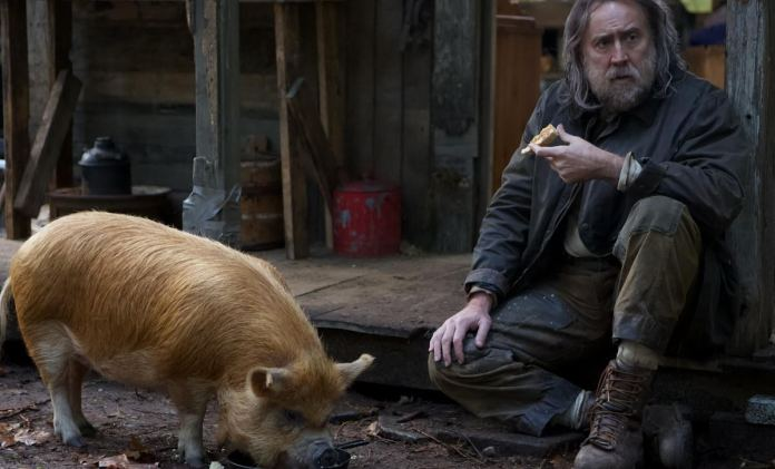 Thoughts Watching Nicolas Cage Pig