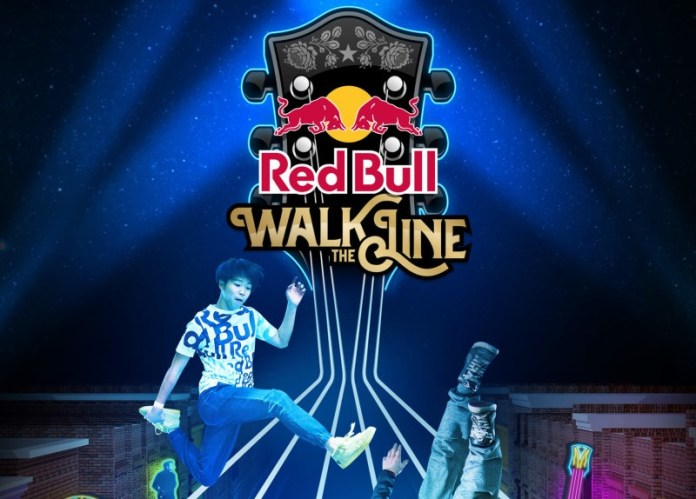 Red Bull Walk Line slackline Nashville