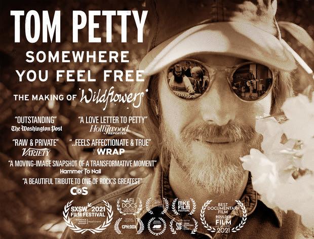 Tom Petty Somewhere Feel Free Documentary