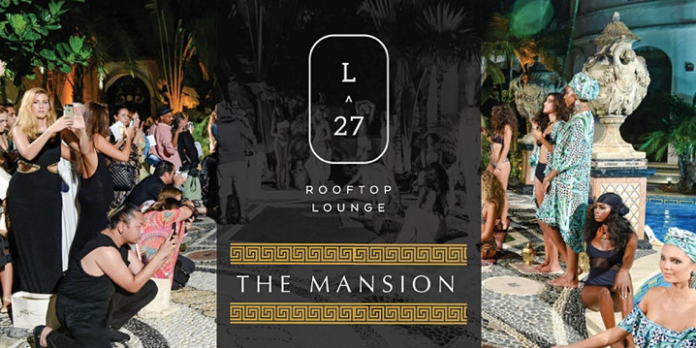 Mansion Halloween Party L27