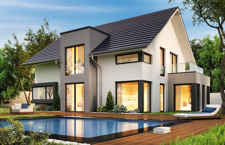A Comparison of Contemporary and Modern Home Architectural ... on Modern Style Houses  id=65573
