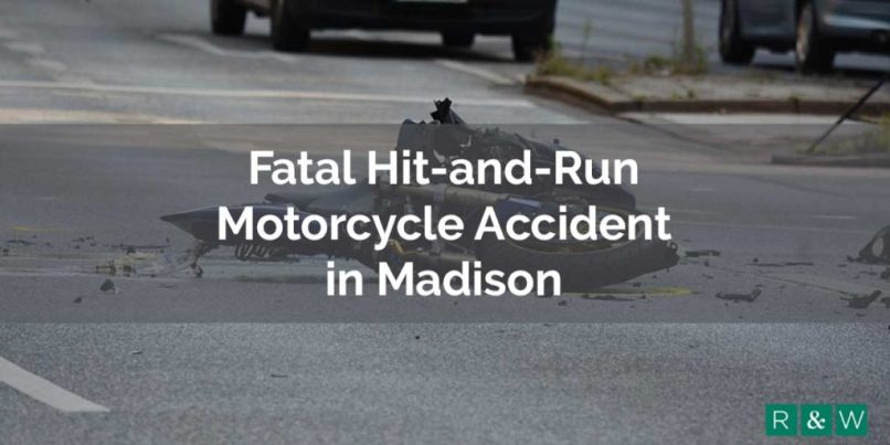 Fatal Hit And Run Motorcycle Accident
