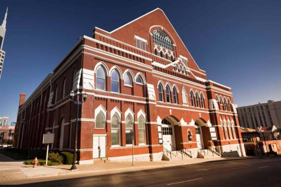 2 Ryman Auditorium