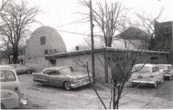 The original Quonset Hut Studios, started by Owen Bradley. The first widespread Nashville recording operation.