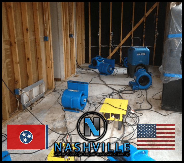 Nashville Water Damage Repair Removal Cleanup Commercial Restoration 44