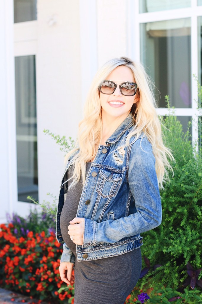 Working the baby bump: dressing while pregnant. Nashville Wifestyles