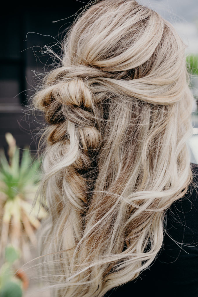 Caring for Hand Tied Extensions in Summer | Nashville ...