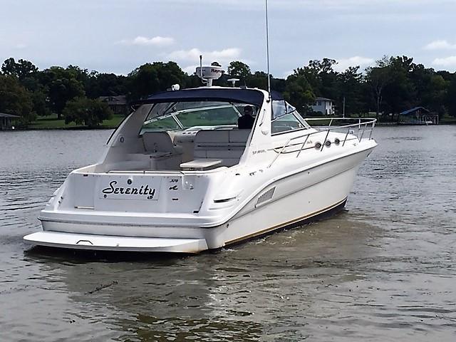 1995 Sea Ray 370 Sundancer Boats For Sale Nashville