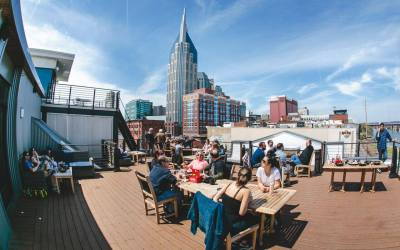 Nashville YP – How about a Rooftop Bar Downtown? YES!!! @ACME Feed and Seed