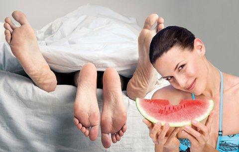 Лучший секс благодаря хорошей еде