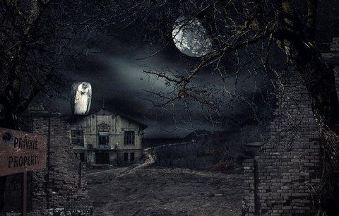 Где живут духи