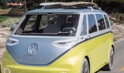 VW Bus Geri Döndü