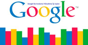 Google'da Birinci Sayfaya Çıkmak