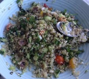 Quineo Salad