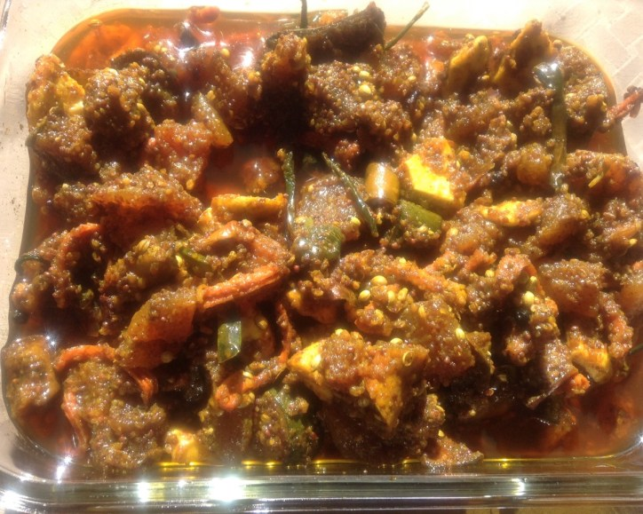 Sweet Mango Pickle(Achar)