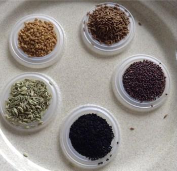 Achari Masala Spices