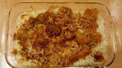 Shahi Kebab Biriyani